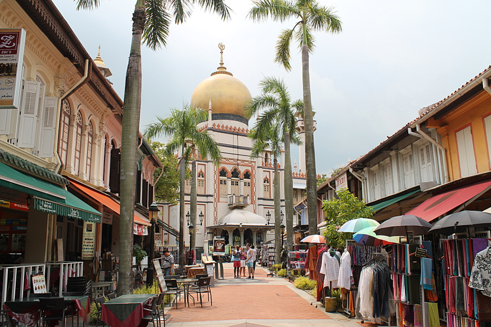 Romantic Date Ideas Singapore - Kampong Glam