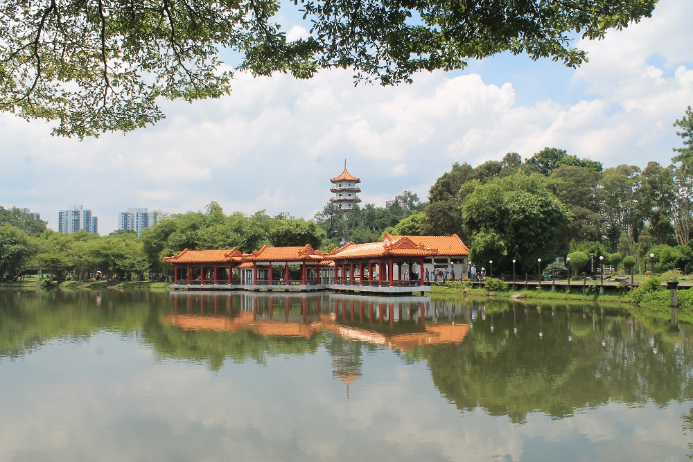 Jurong Lake Gardens - Japanese Garden - Best Free Things to Do in Singapore