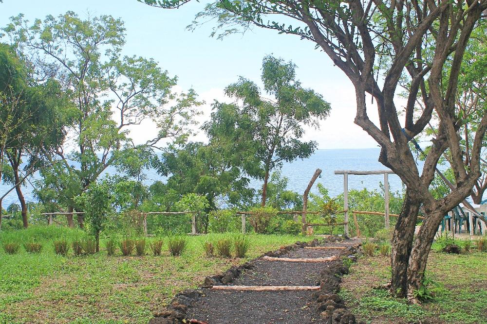 Xalli Ometepe Beach Hotel - Nicaragua - Review - Beachfront