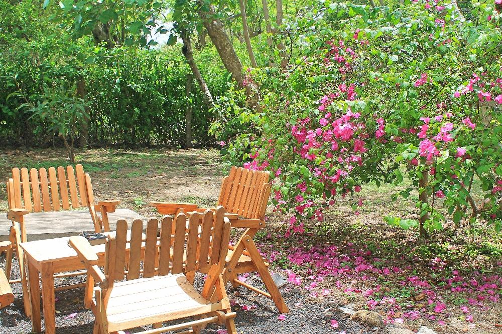 Xalli Ometepe Beach Hotel - Nicaragua - Review - Outdoor Area