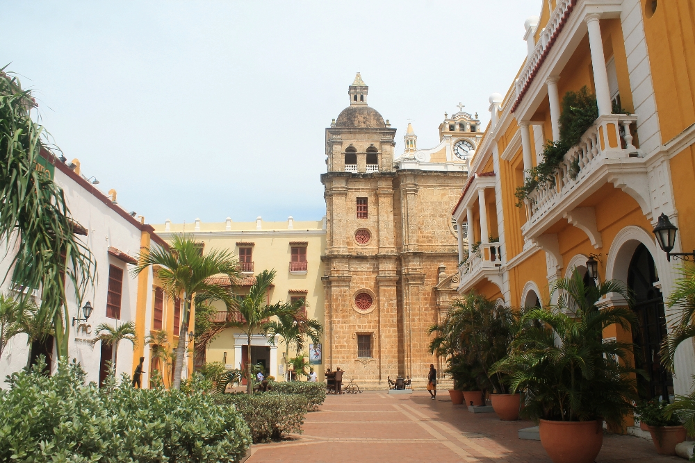 Cartagena, Colonial City - Top Places to See in Colombia