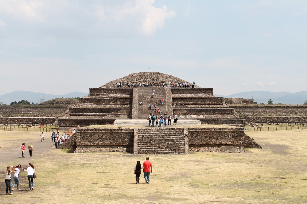 Teotihuacan Day Trip - Ruins near Mexico City - Pyramid