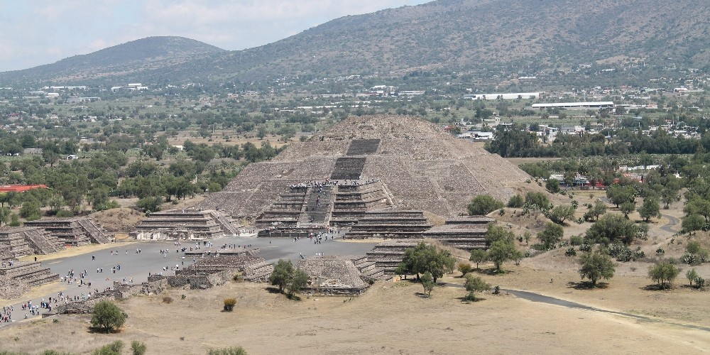 Teotihuacan Day Trip Ruins near Mexico City