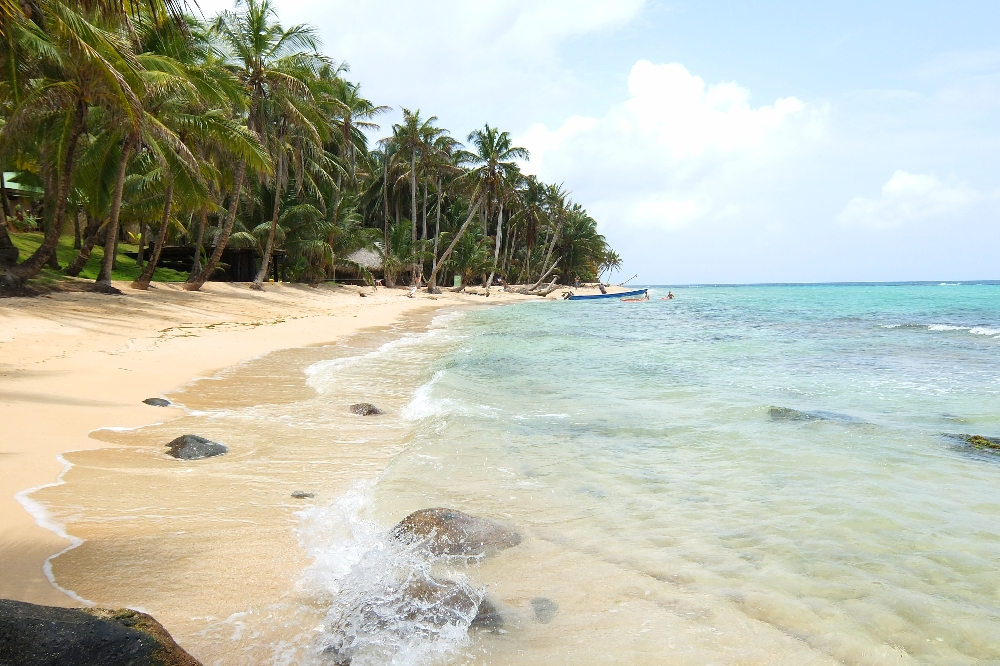 Little Corn Island Caribbean Paradise Island Nicaragua