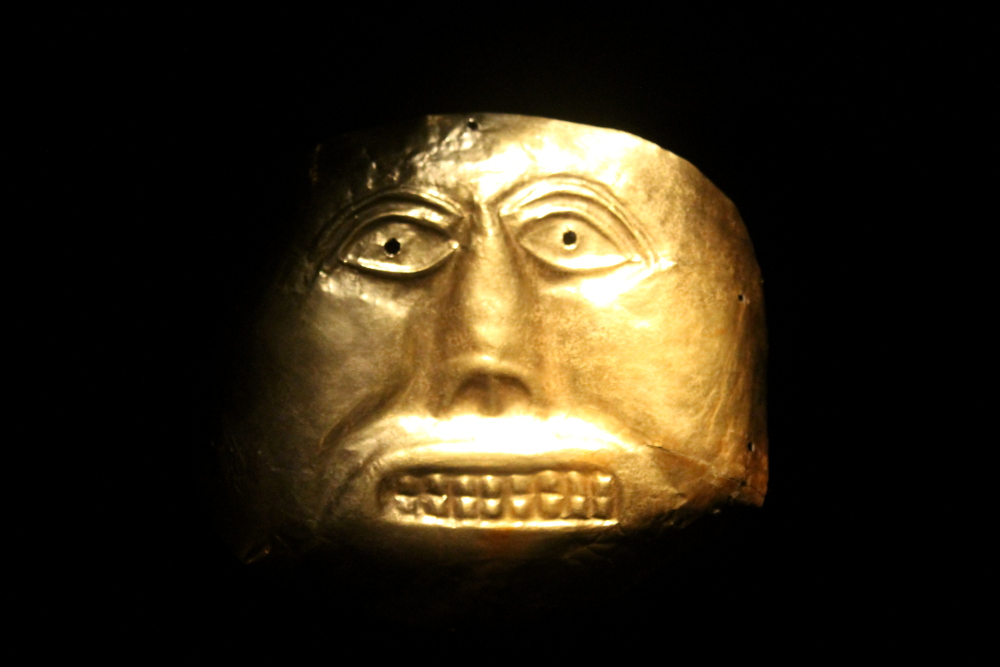 Bogota Gold Museum - Top Places to See in Colombia