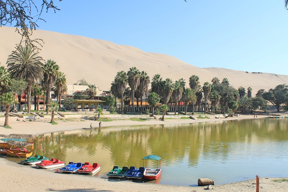 Huacachina Oasis, Peru - Most Romantic Towns in the World