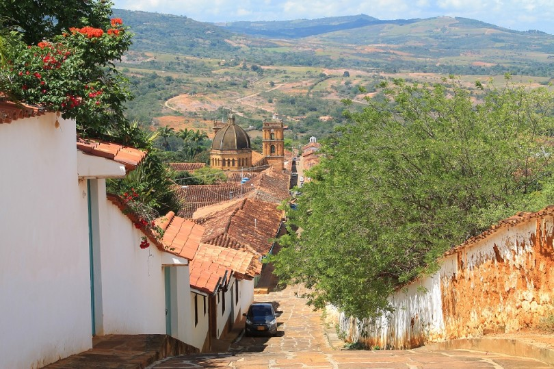 Barichara Colonial Town - Top Places to See in Colombia