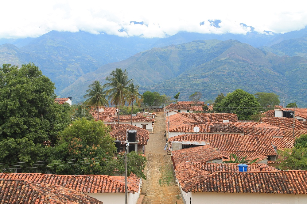 Guane Colonial Town - Top Places to See in Colombia