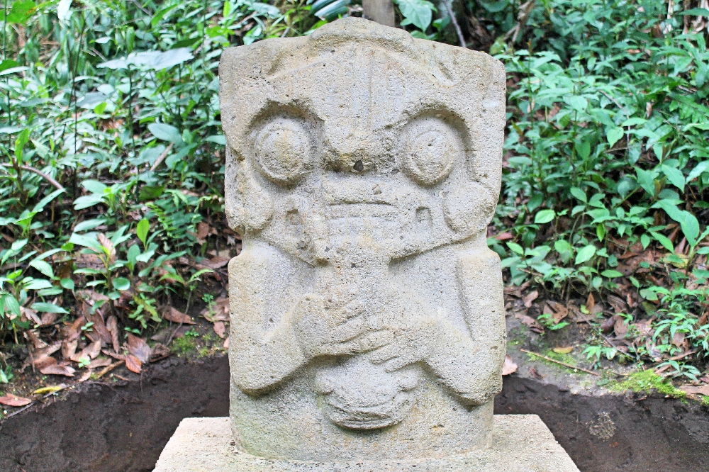 San Agustin Statues - Top Places to See in Colombia