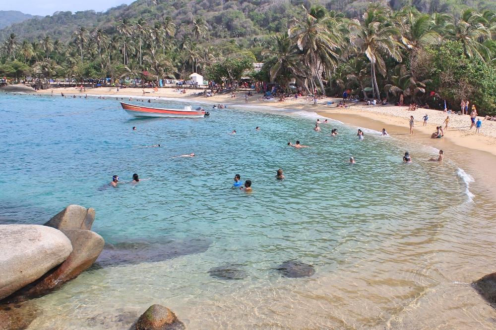 Tayrona National Park - Top Places to See in Colombia