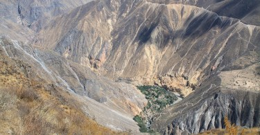 2 Days Colca Canyon Trek Tough Hikes Peru