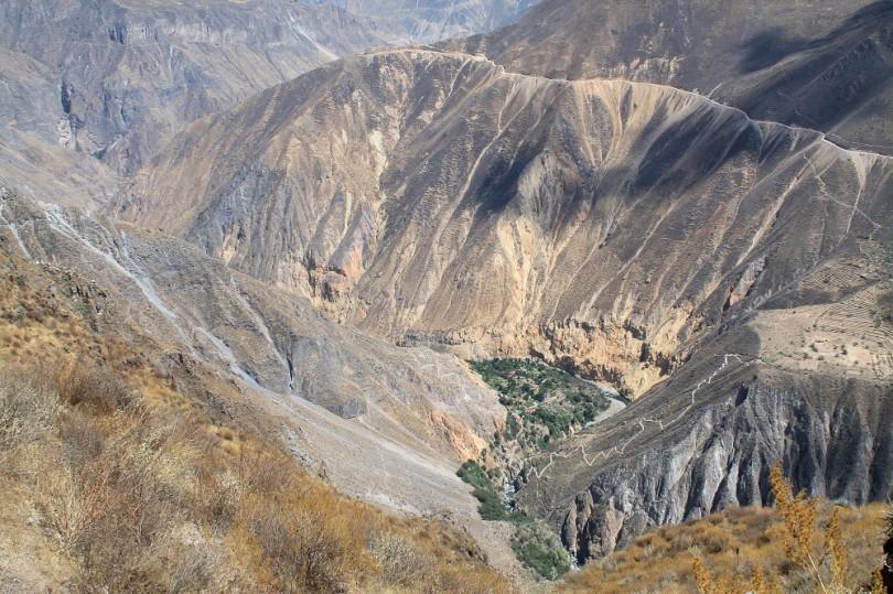 2 Days Colca Canyon Trek Tough Hikes Peru