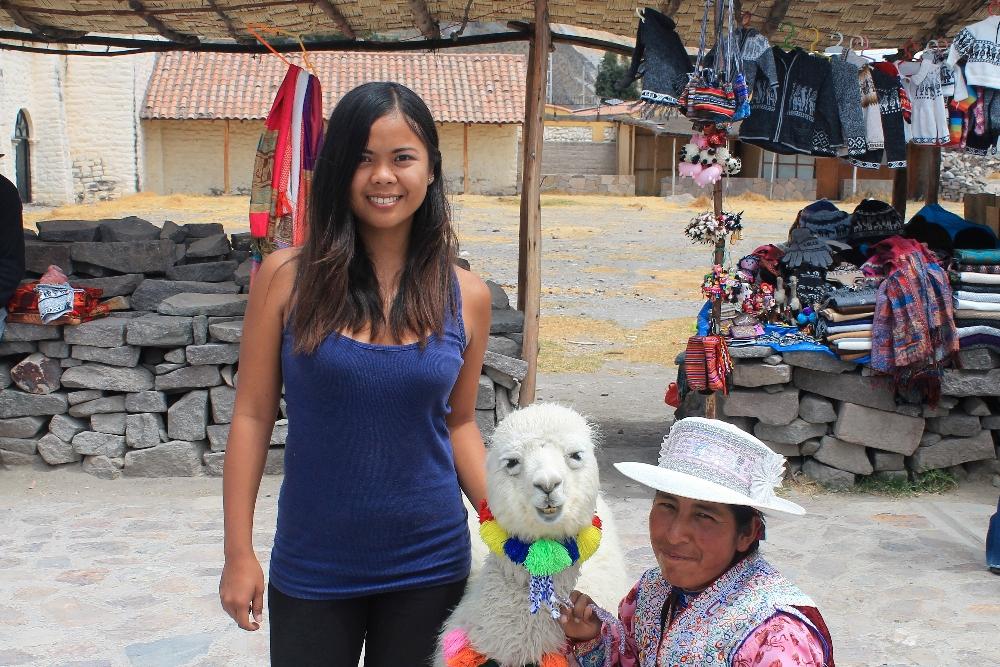 2 Days Colca Canyon Trek - Peru Hike - Alpaca