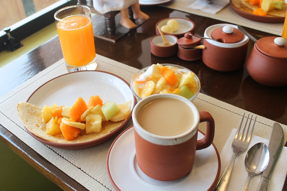 Bed and Breakfast Pension Alemana - Cusco Peru - Hotel Review - Breakfast