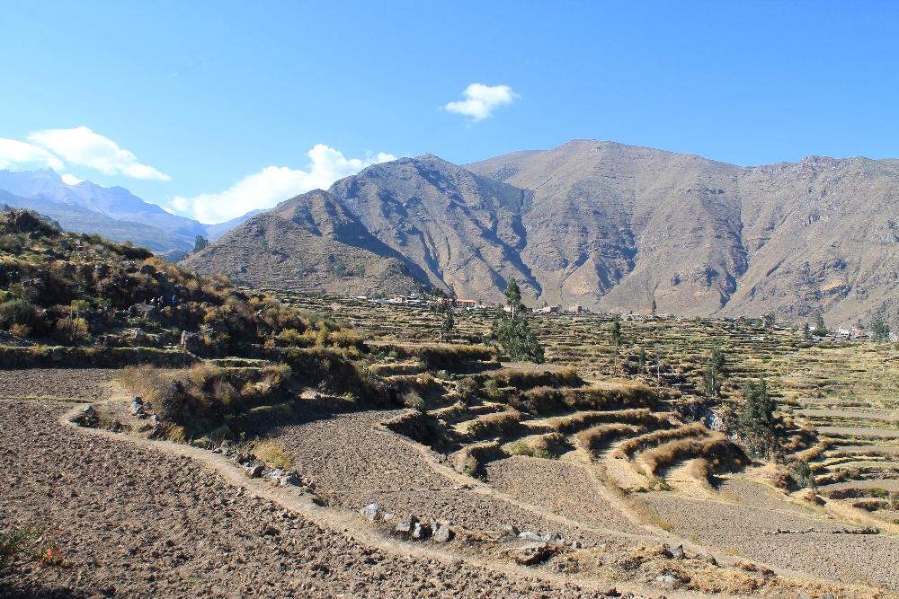 2 Days Colca Canyon Trek - Peru Hike - Cabanaconde