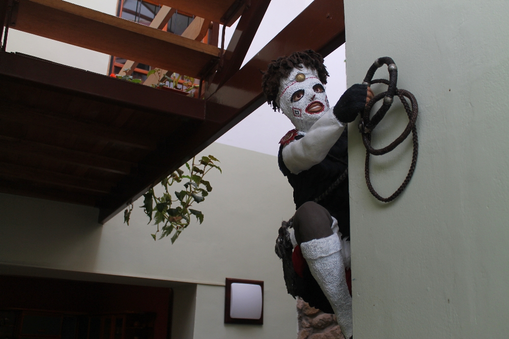 Bed and Breakfast Pension Alemana - Cusco Peru - Hotel Review - Decorations