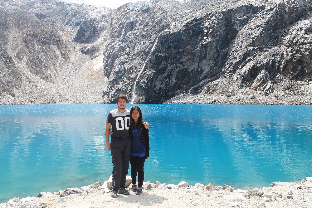 Romantic Journey around the World - Couple Travel - Laguna 69 Peru Hike