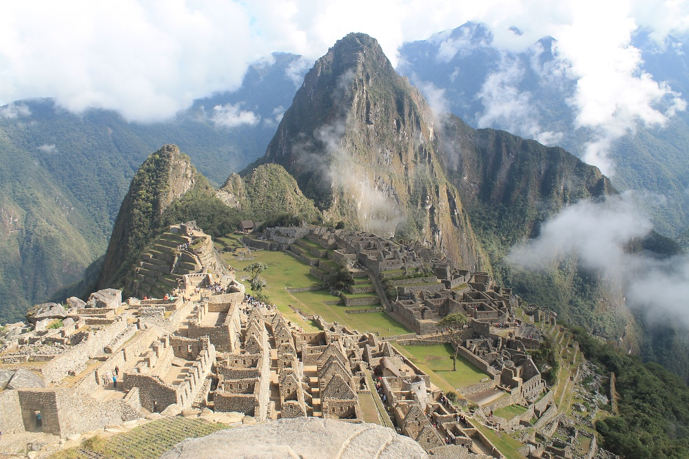 Exploring Wonder of the World Machu Picchu - Best View