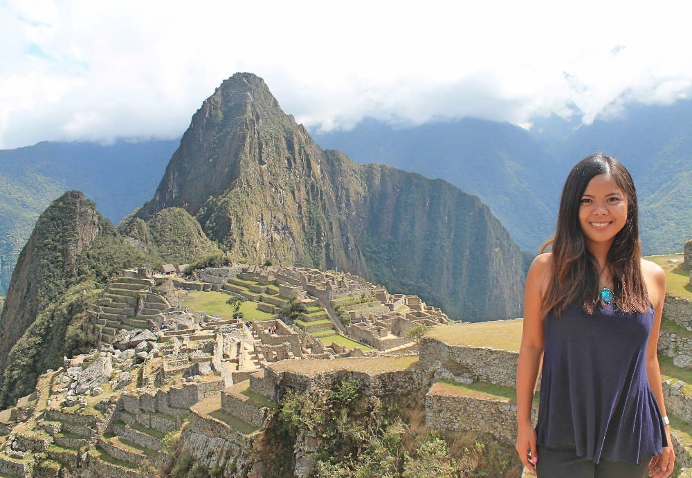Exploring Wonder of the World Machu Picchu - Tourist