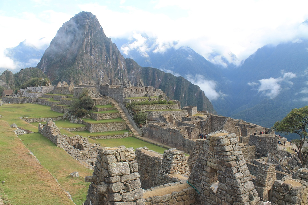 Exploring Wonder of the World Machu Picchu - Structures