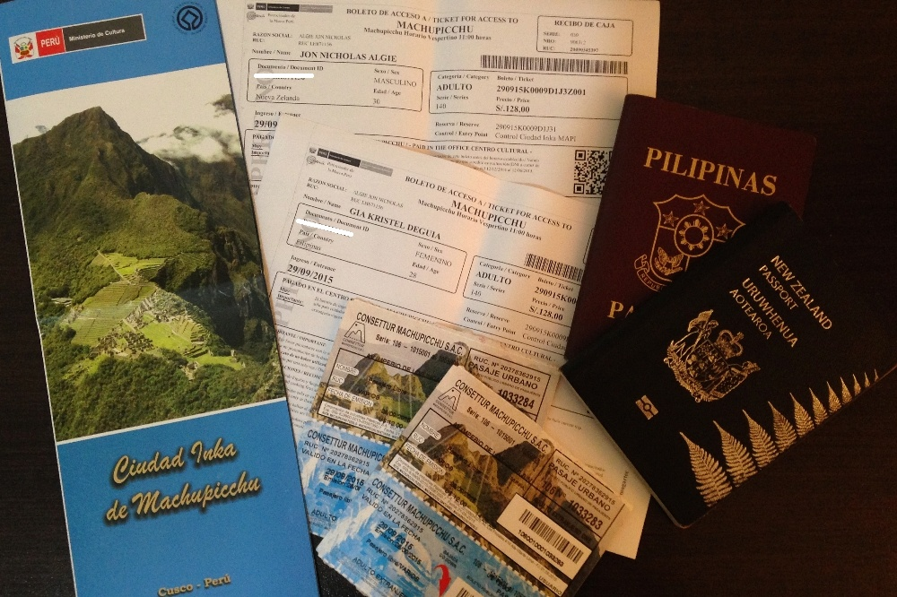 Exploring Wonder of the World Machu Picchu - Where to Buy Tickets
