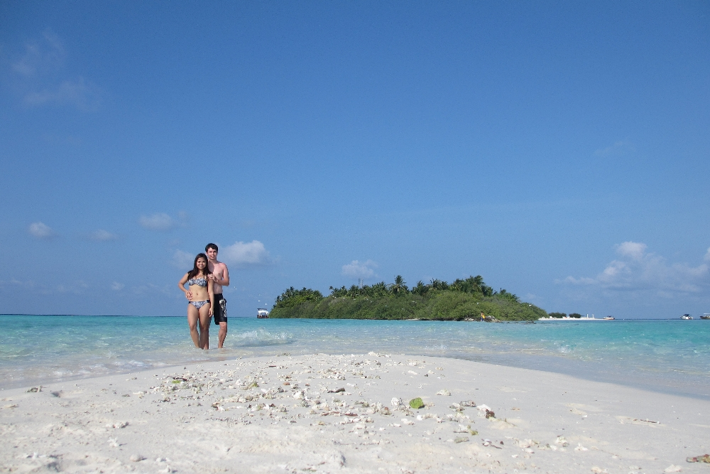 Romantic Journey around the World - Couple Travel - Maldives