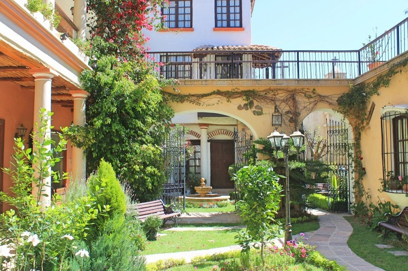 Mi Pueblo Samary Boutique Hotel - Sucre Bolivia - Review