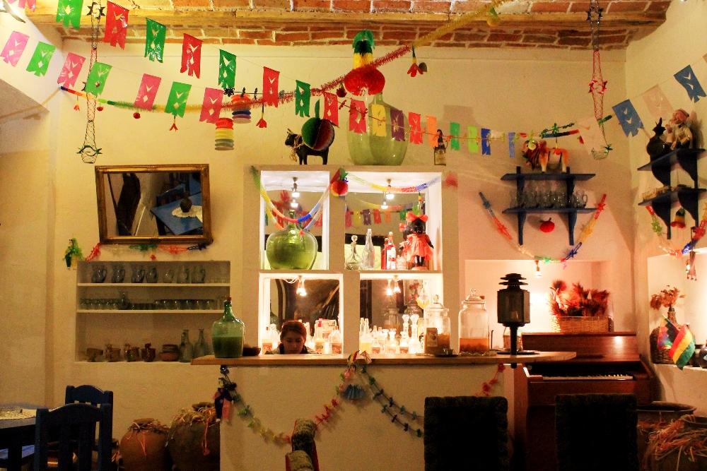 Mi Pueblo Samary Boutique Hotel - Sucre Bolivia - Review - Chicheria