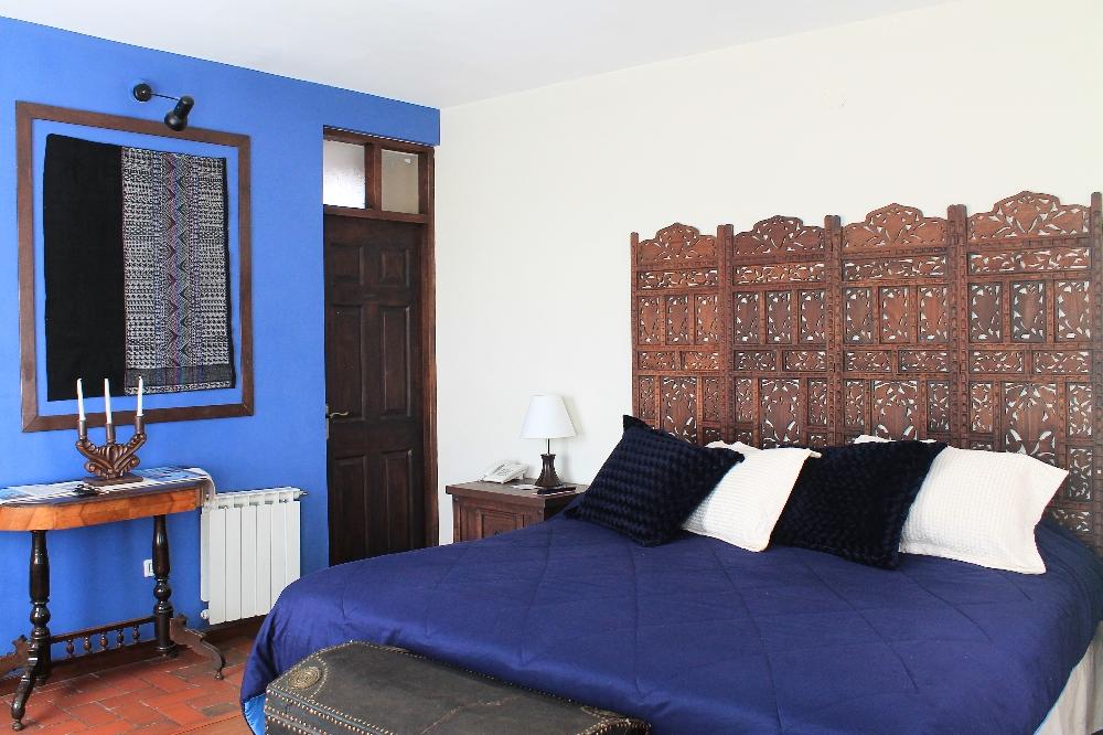 Mi Pueblo Samary Boutique Hotel - Sucre Bolivia - Review - Room