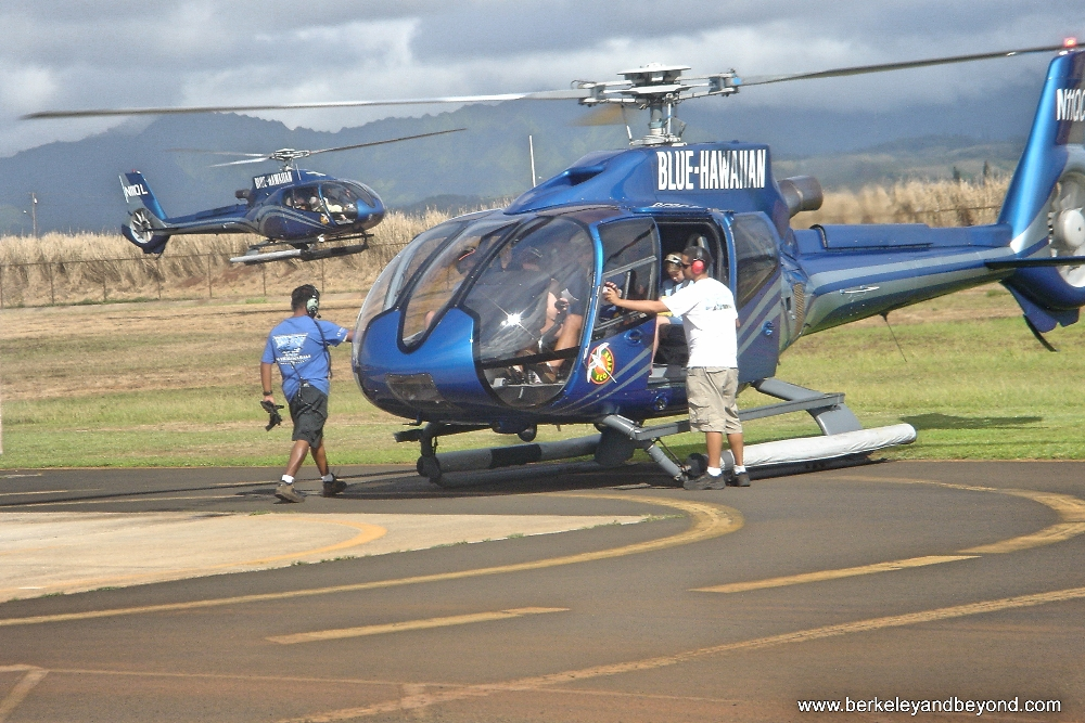 Scenic Flights around the World - Kauai Hawaii Helicopter