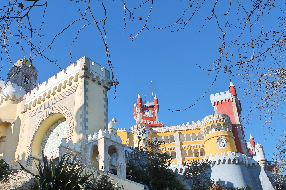 Romantic Journey around the World - Couple Travel - Sintra Portugal