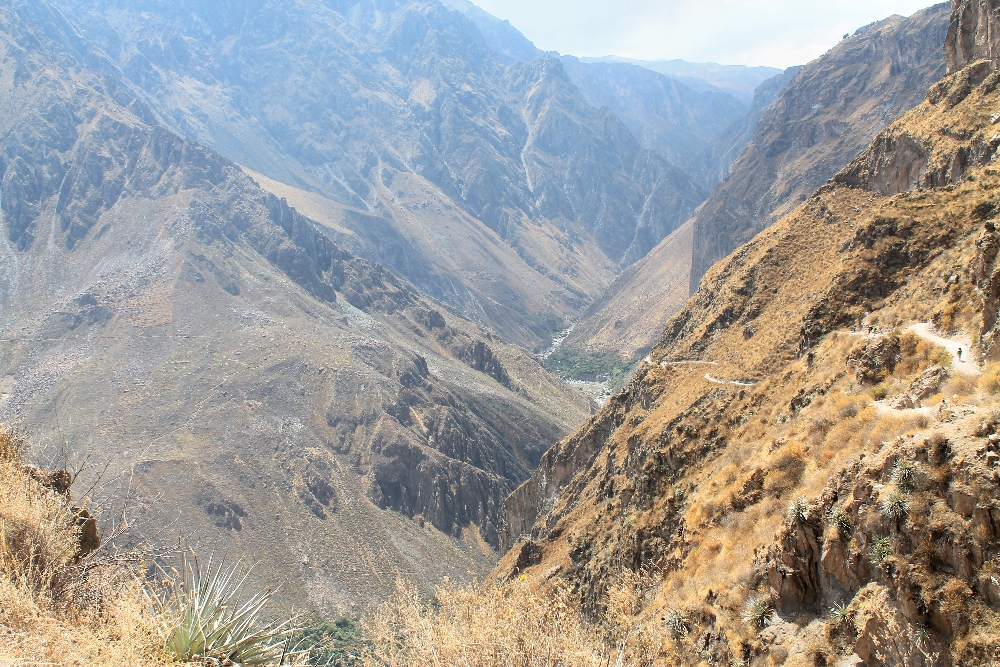 2 Days Colca Canyon Trek - Peru Hike - Trail