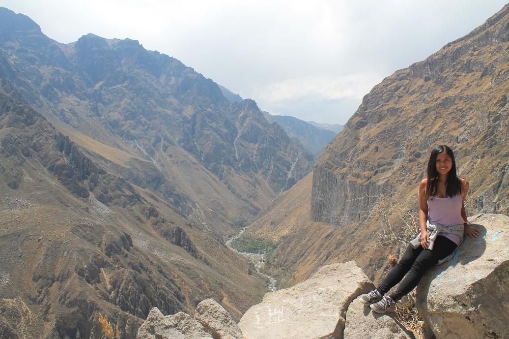 2 Days Colca Canyon Trek - Peru Hike - Tourist Trail