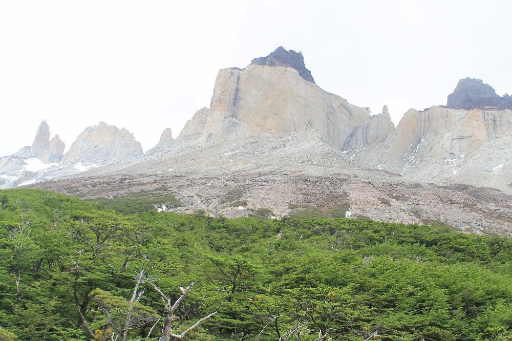 Torres del Paine W Trek 4 Days - Best Treks Patagonia - Los Cuernos
