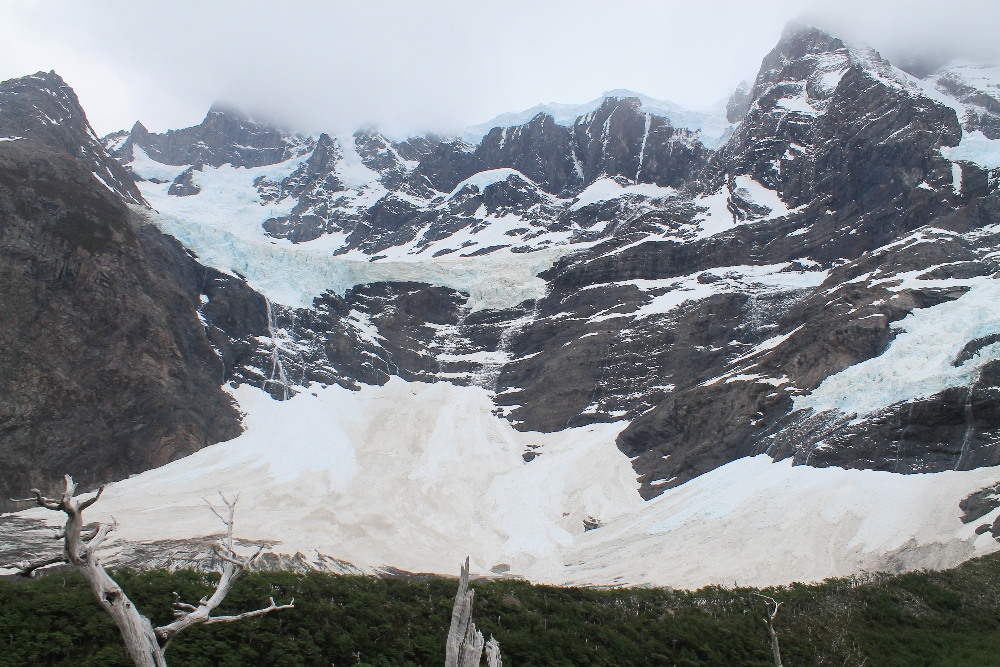 Torres del Paine W Trek 4 Days - Best Treks Patagonia - French Glacier