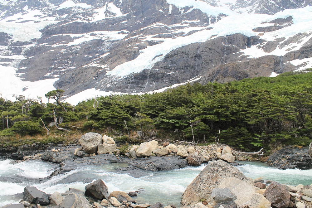Torres del Paine W Trek 4 Days - Best Treks Patagonia - French Valley