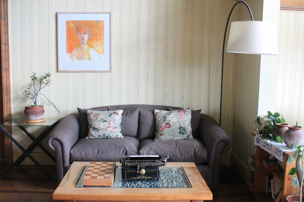 The Guest House - Puerto Varas Chile - Review - Living Room