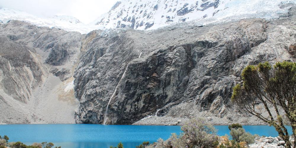 Laguna 69 - Glacial Lake Peru