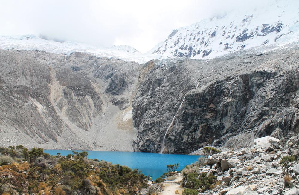 Day Hike to Laguna 69, A Beautiful Glacial Lake in Peru