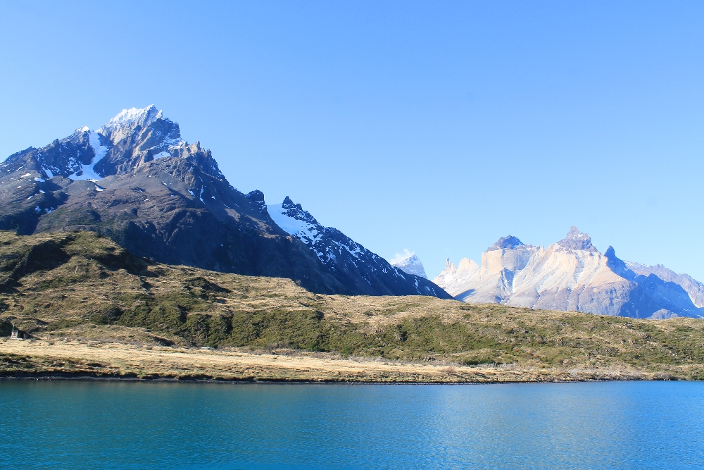 Torres del Paine W Trek 4 Days - Best Treks Patagonia - Cuernos