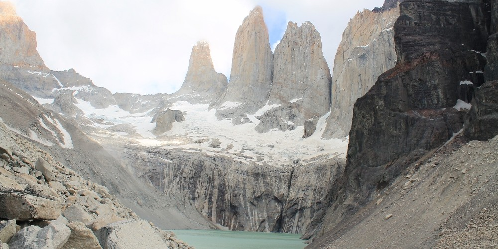 Torres del Paine W Trek Chile Patagonia - 4 Days - Best Treks Patagonia