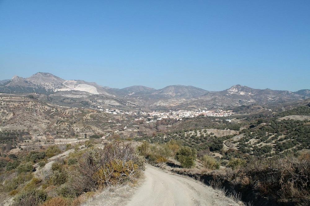 Best Road Photos around the World - Beas de Granada Spain