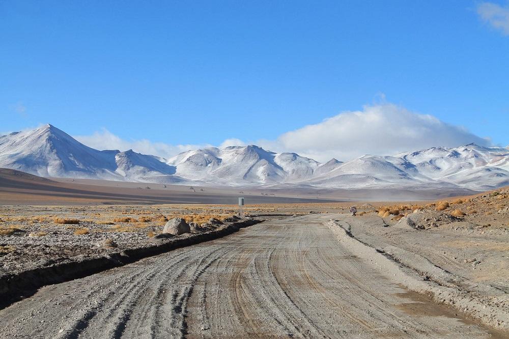 Best Road Photos around the World - Uyuni Bolivia