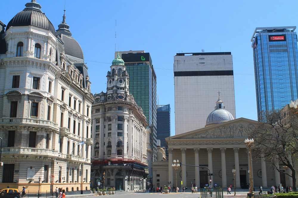 Buenos Aires, Argentina - Around the World in 18 Beds