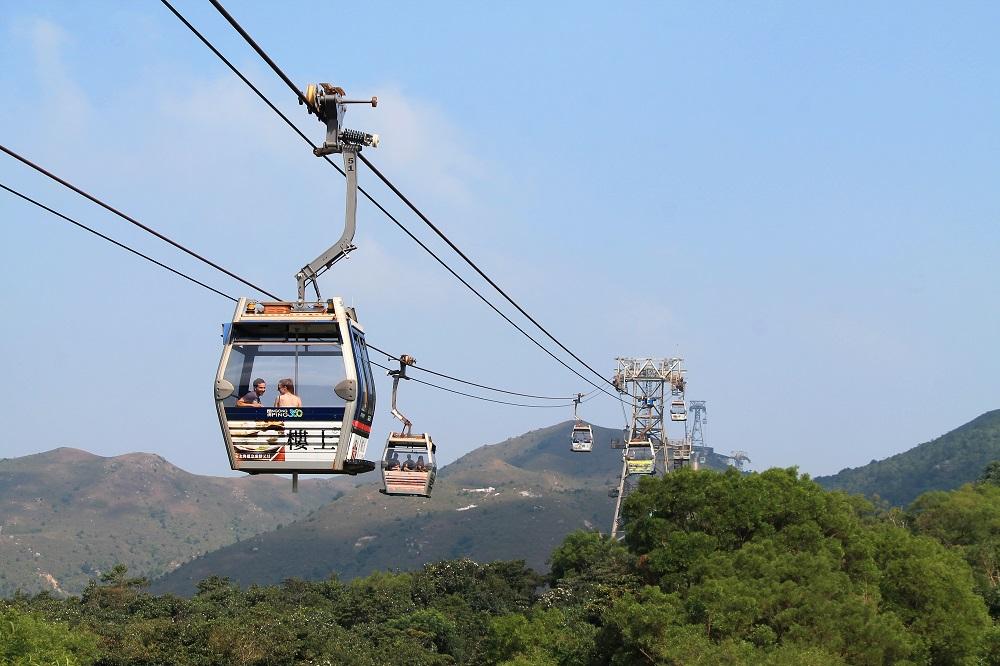 Ngong Ping 360 Lantau Cable Car Hong Kong - Crystal Cabin - Experience