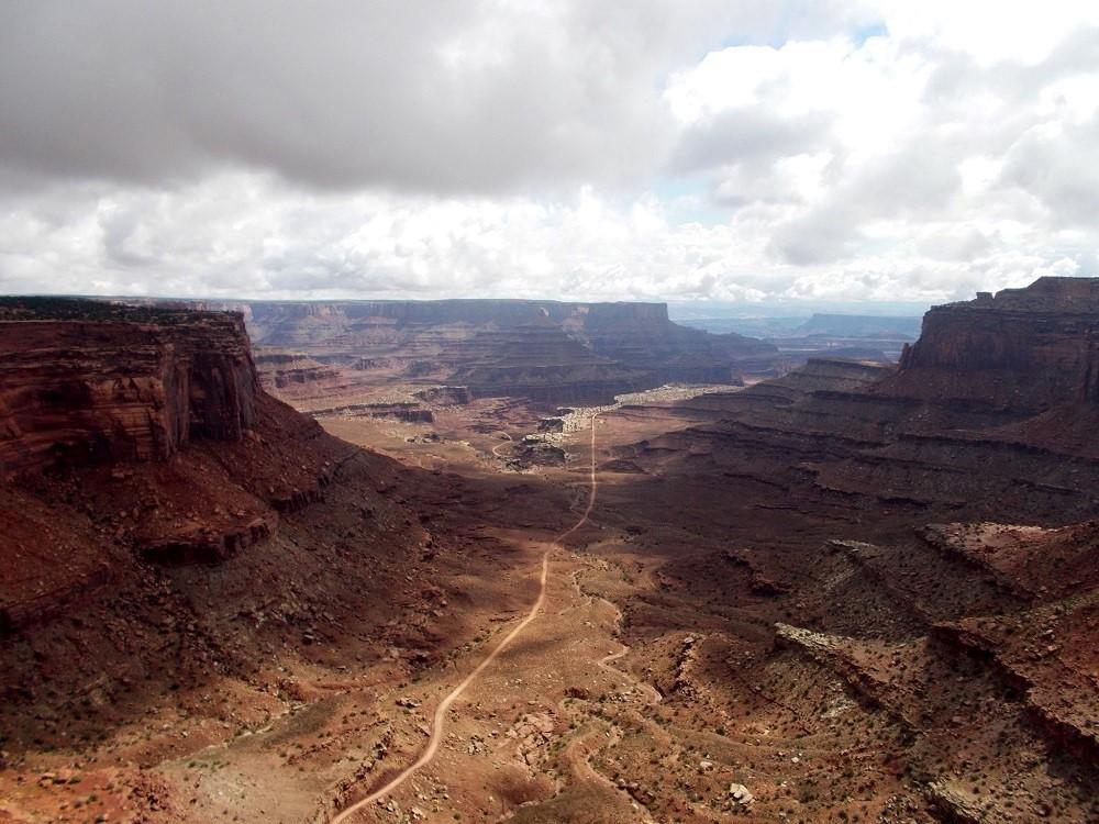 Best Road Photos around the World - Canyonlands Utah USA