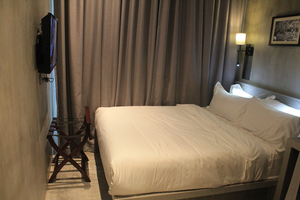 Hotel Yan SIngapore - Review - Room