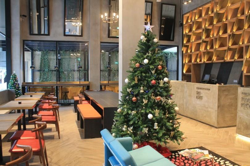 Hotel Yan SIngapore - Review - Lobby