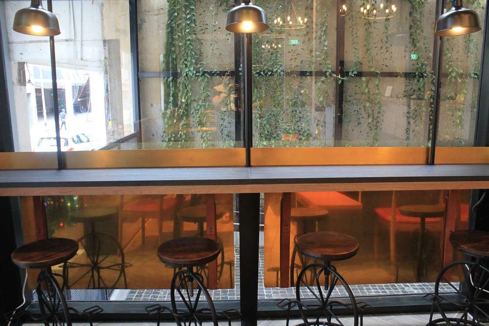 Hotel Yan Singapore Review - Restaurant