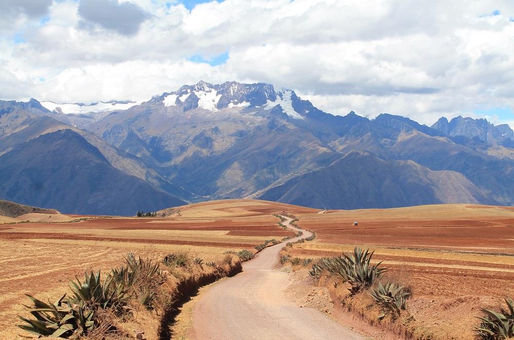 Best Road Photos around the World - Salinas Moray Peru